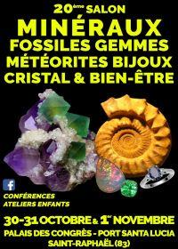 Eventos MINERALES Saint-Raphaël