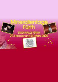Exposición de minerales, joyas, piedras preciosas y fósiles.
