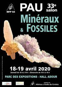 33 ° Show de Minerales y Fósiles