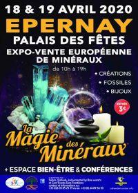Feria europea de minerales, área de bienestar