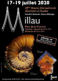 Intercambio de minerales fósiles y Intercambio Millau 2020