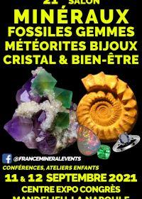21a Feria de Minerales de Mandelieu