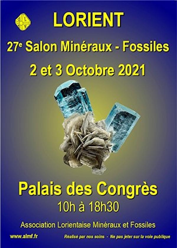 Exposición y Venta Mineralógica y Paleontológica