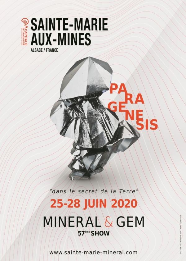 CANCELADA 57ª Exposición Internacional de Minerales y Gemas