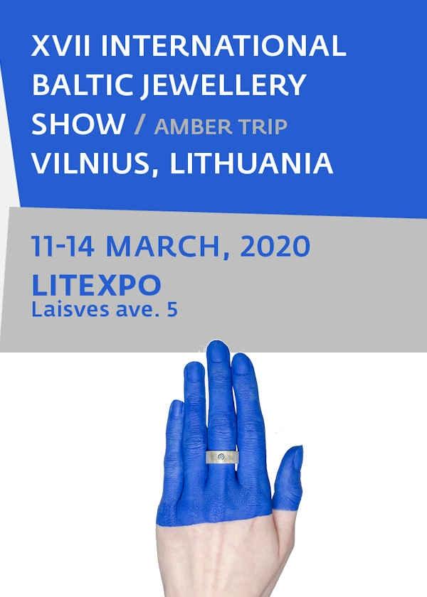 XVII Feria Internacional de Joyería del Báltico