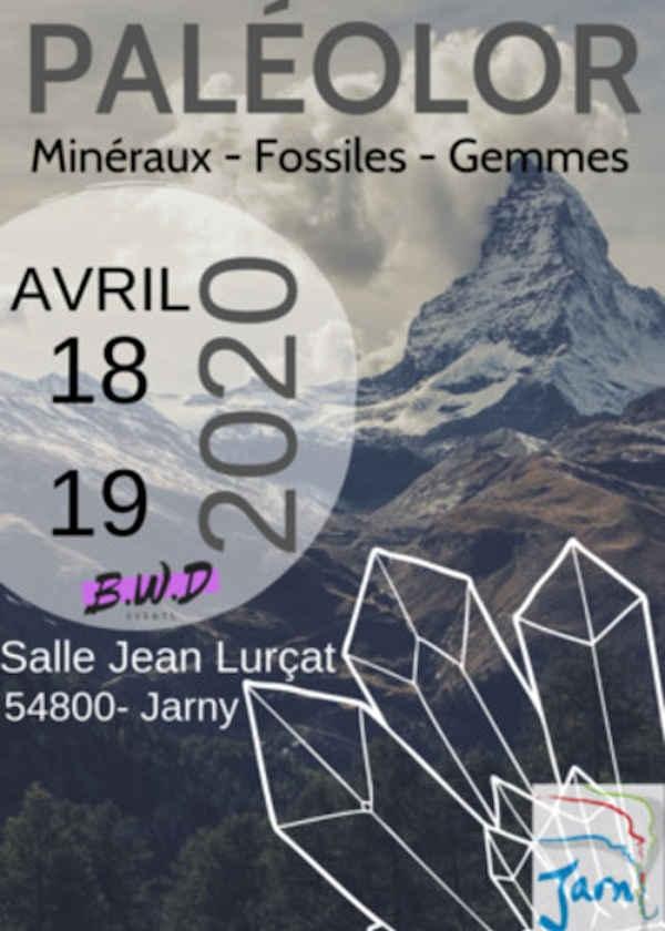 La quinta edición del espectáculo de minerales y joyas fósiles
