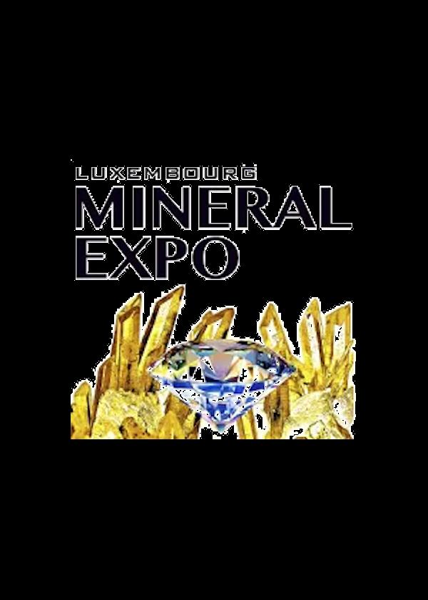 Expo de minerales de Luxemburgo