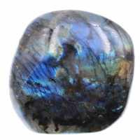 Piedra de labradorita de forma libre para decoración