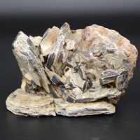 Grupo de cristales de mica