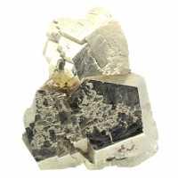 Pirita dodecaédrica