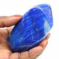 Piedra ornamental en lapislázuli