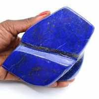 Bloque de lapislázuli