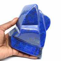 Gran piedra de lapislázuli para colección.