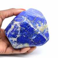Piedra ornamental lapislázuli