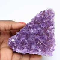 Amatista cristalizada