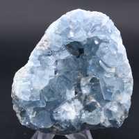 Piedra celestina natural