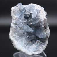 Bloque de cristal de celestita