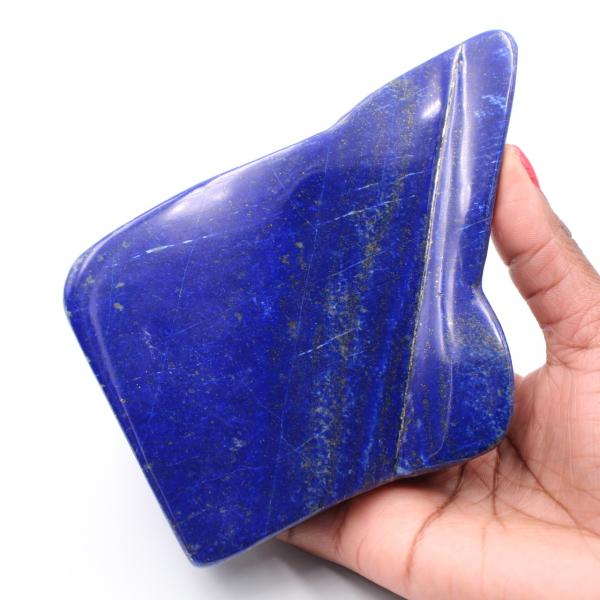 Forma libre de lapislázuli