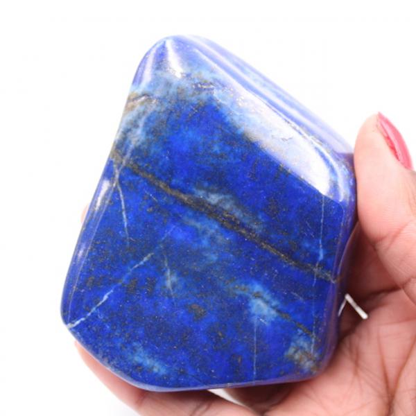 Bloque de piedra libre de lapislázuli