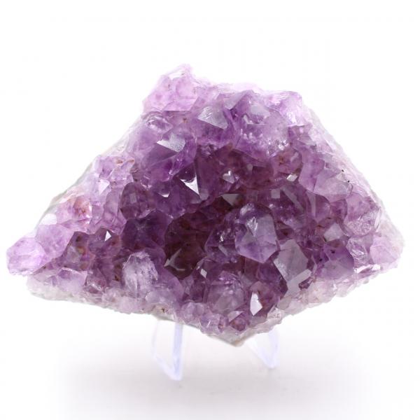 Grandes cristales de amatista