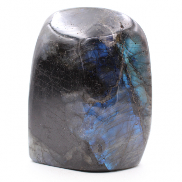 Bloque de piedra labradorita
