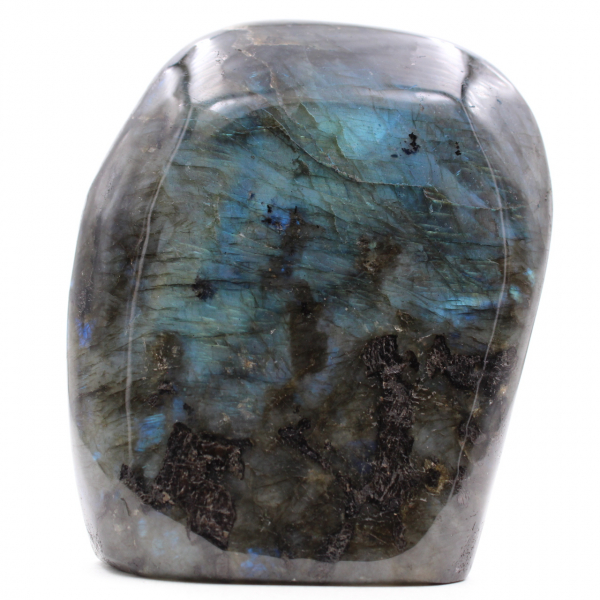 Piedra ornamental labradorita