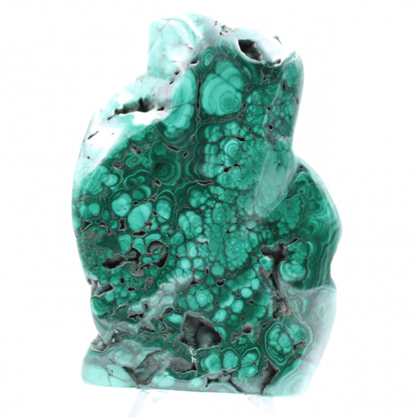Piedra de malaquita