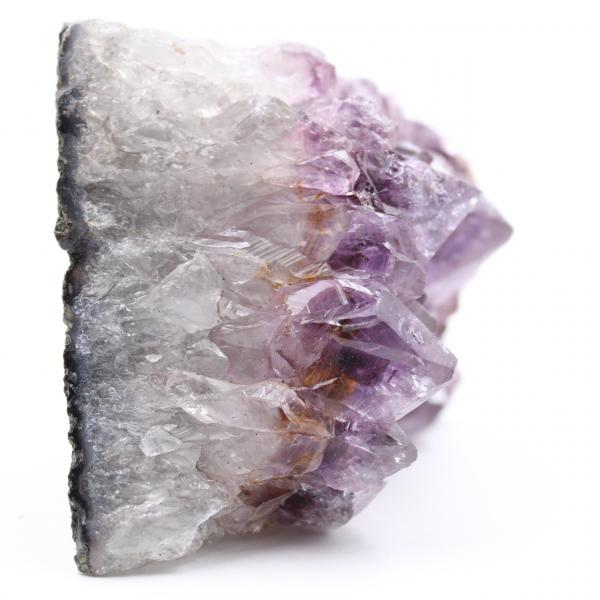 Cristales de amatista