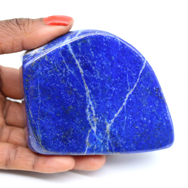 Piedra natural lapislázuli
