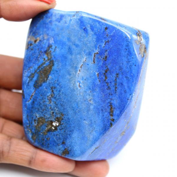 Piedra decorativa lapislázuli