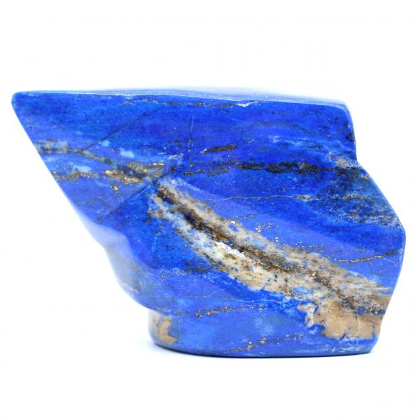 Gran piedra decorativa en lapislázuli