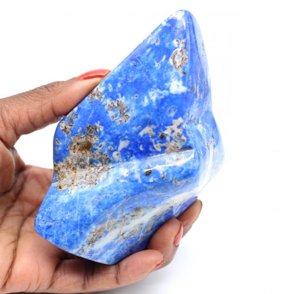 Piedra natural en lapislázuli
